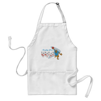 "Scooby Doo ""Bowling""1 Standard Apron"
