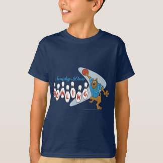 """Scooby Doo """"Bowling""""1 T-Shirt"""