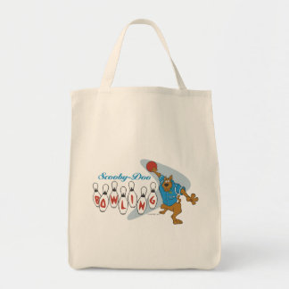 "Scooby Doo ""Bowling""1 Tote Bag"