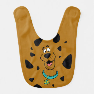 Scooby-Doo Camouflage Bib