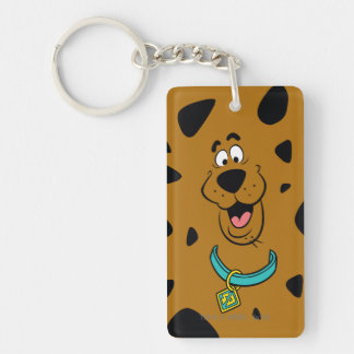 Scooby-Doo Camouflage Key Ring