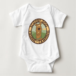 "Scooby Doo ""Canine Camping"" Baby Bodysuit"