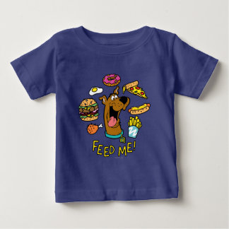 Scooby-Doo Feed Me! Baby T-Shirt