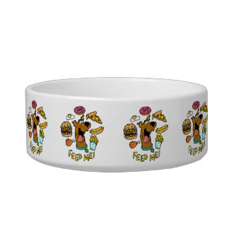 Scooby-Doo Feed Me! Pet Bowl