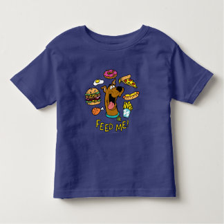 Scooby-Doo Feed Me! Toddler T-Shirt