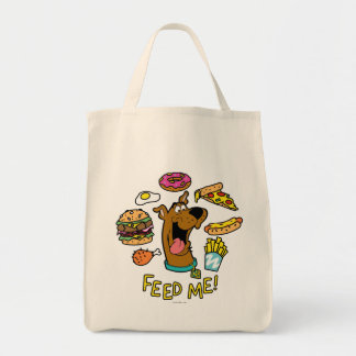 Scooby-Doo Feed Me! Tote Bag