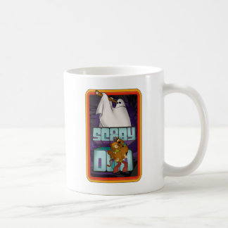 Scooby-Doo   Ghost Looking for Shaggy & Scooby Coffee Mug