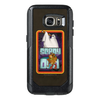 Scooby-Doo | Ghost Looking for Shaggy & Scooby OtterBox Samsung Galaxy S7 Case