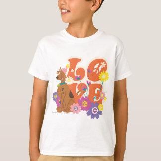 "Scooby Doo ""Love"" T-Shirt"
