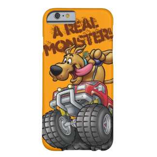 Scooby Doo Monster Truck1 Barely There iPhone 6 Case