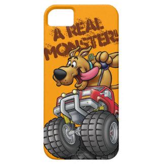 Scooby Doo Monster Truck1 iPhone 5 Case