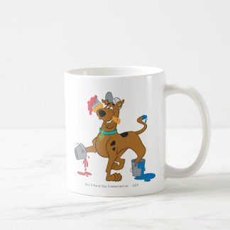 Scooby Doo Paint3 Coffee Mug