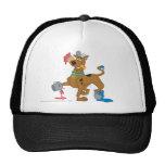 Scooby Doo Paint3 Hats