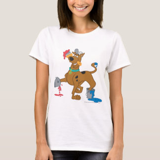 Scooby Doo Paint3 T-Shirt