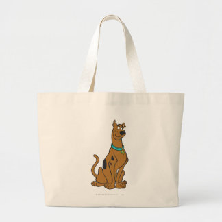 Scooby Doo Pose 27 Large Tote Bag