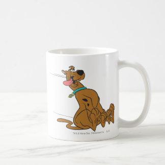 Scooby Doo Pose 47 Basic White Mug