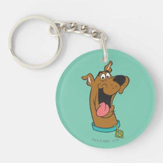 Scooby Doo Pose 49 Key Ring
