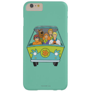 Scooby Doo Pose 71 Barely There iPhone 6 Plus Case