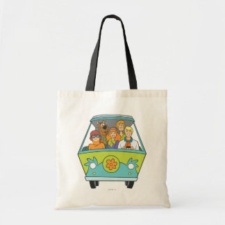 Scooby Doo Pose 71 Tote Bag