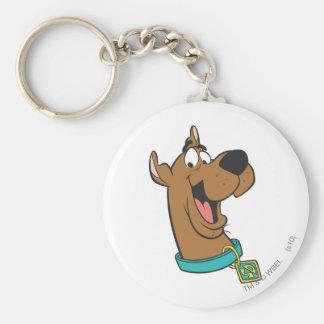 Scooby Doo Pose 85 Key Ring