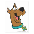 Scooby Doo Pose 85 Postcard