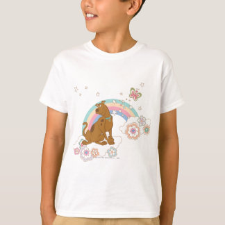 Scooby Doo Rainbow Butterfly2 Shirts