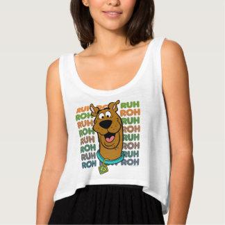 Scooby-Doo Ruh Roh Tank Top