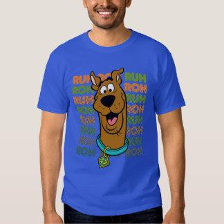 Scooby-Doo Ruh Roh Tee Shirts