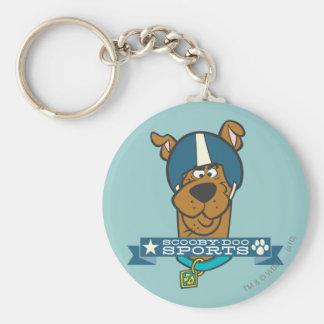 """Scooby Doo """"Scooby-Doo Sports"""" Key Ring"""