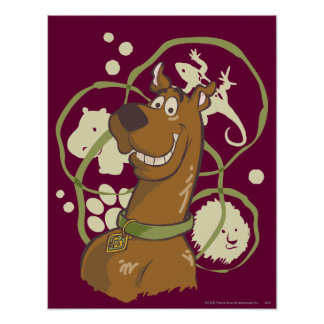 Scooby Doo Smile1 Poster