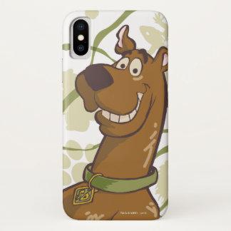 Scooby Doo Smile iPhone X Case