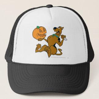 Scooby Halloween 07 Trucker Hat