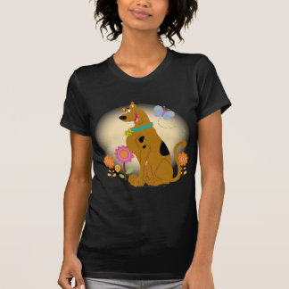 Scooby Mouth Opened Smile T-Shirt