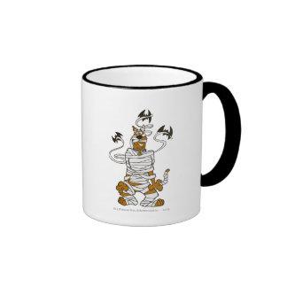 Scooby Mummy Ringer Mug