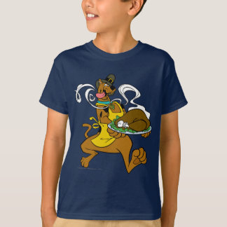 Scooby Thanksgiving 01 T-Shirt
