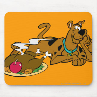 Scooby Thanksgiving 06 Mousepads