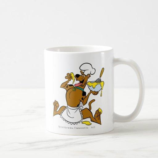 Scooby Thanksgiving 08 Coffee Mug