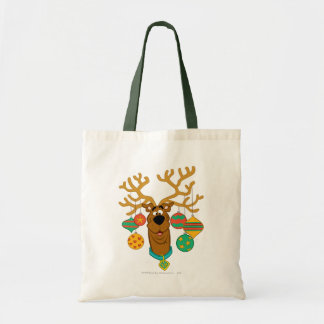 Scooby the Reindeer Tote Bag