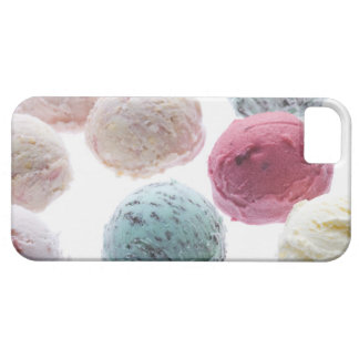 Scoops of ice creams case for the iPhone 5