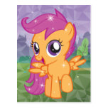 Scootaloo Post Cards