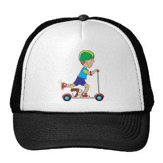 Scooter Boy Cap