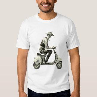 Scooter Cowboy Shirt