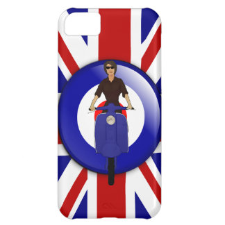 Scooter girl on 3d mod target iPhone 5C case