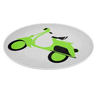 Scooter Green Cutting Boards