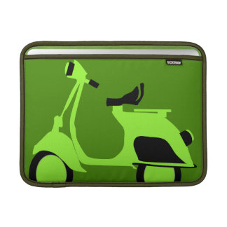 Scooter Green Sleeve For MacBook Air