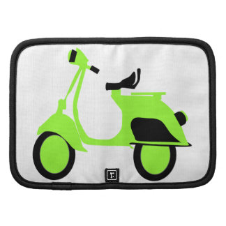 Scooter Green Organizer