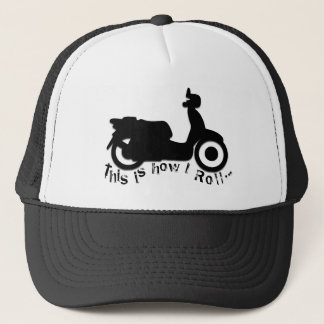 Scooter or E-Bike - This is how I Roll! Trucker Hat