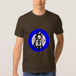 Scooter Rider on Target Tees