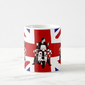 Scooter Rider UJ Coffee Mug