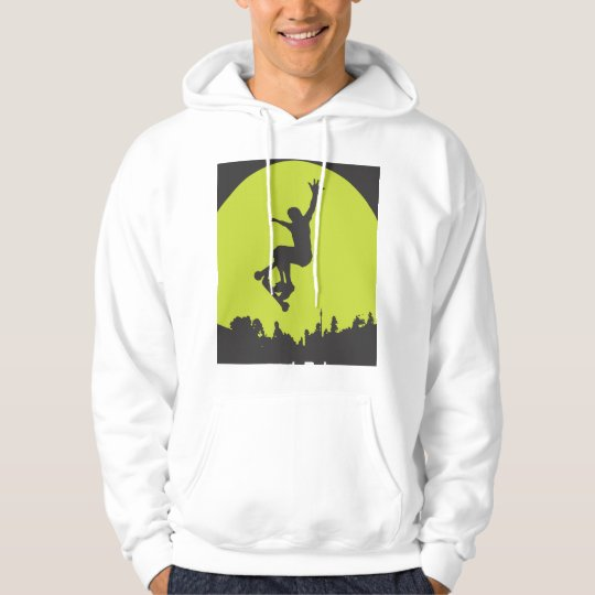 scooter_scum_poster hoodie